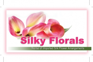 SilkyFlorals BC PRINT