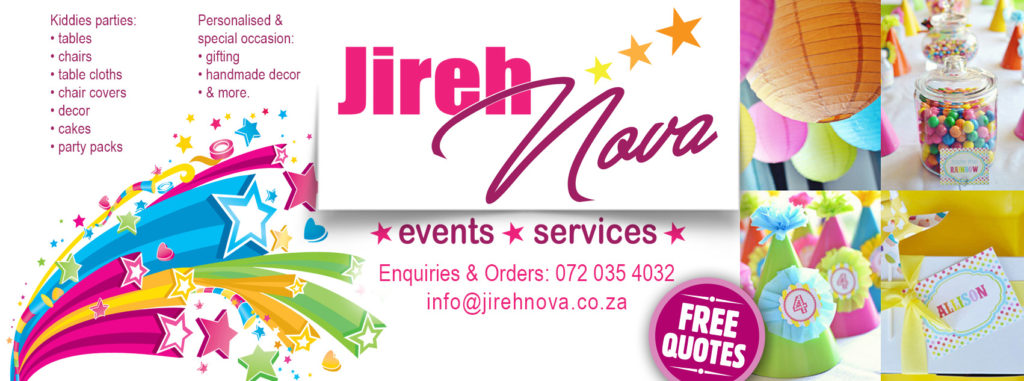 JirehNova Party Events TRENDit