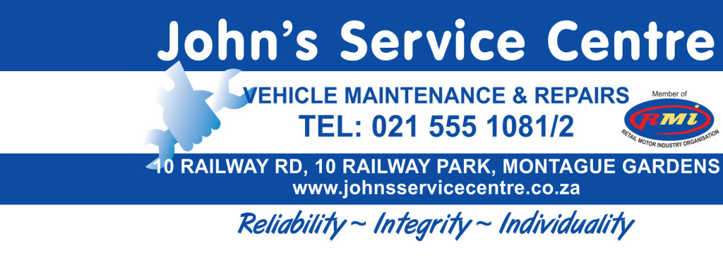Johns Service Centre Montague Gardens