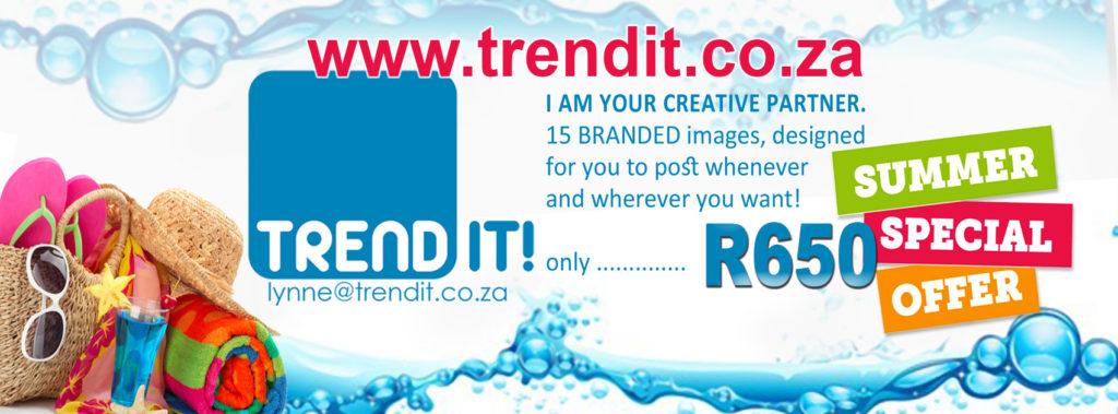 TRENDit Graphic Designer Cape Town